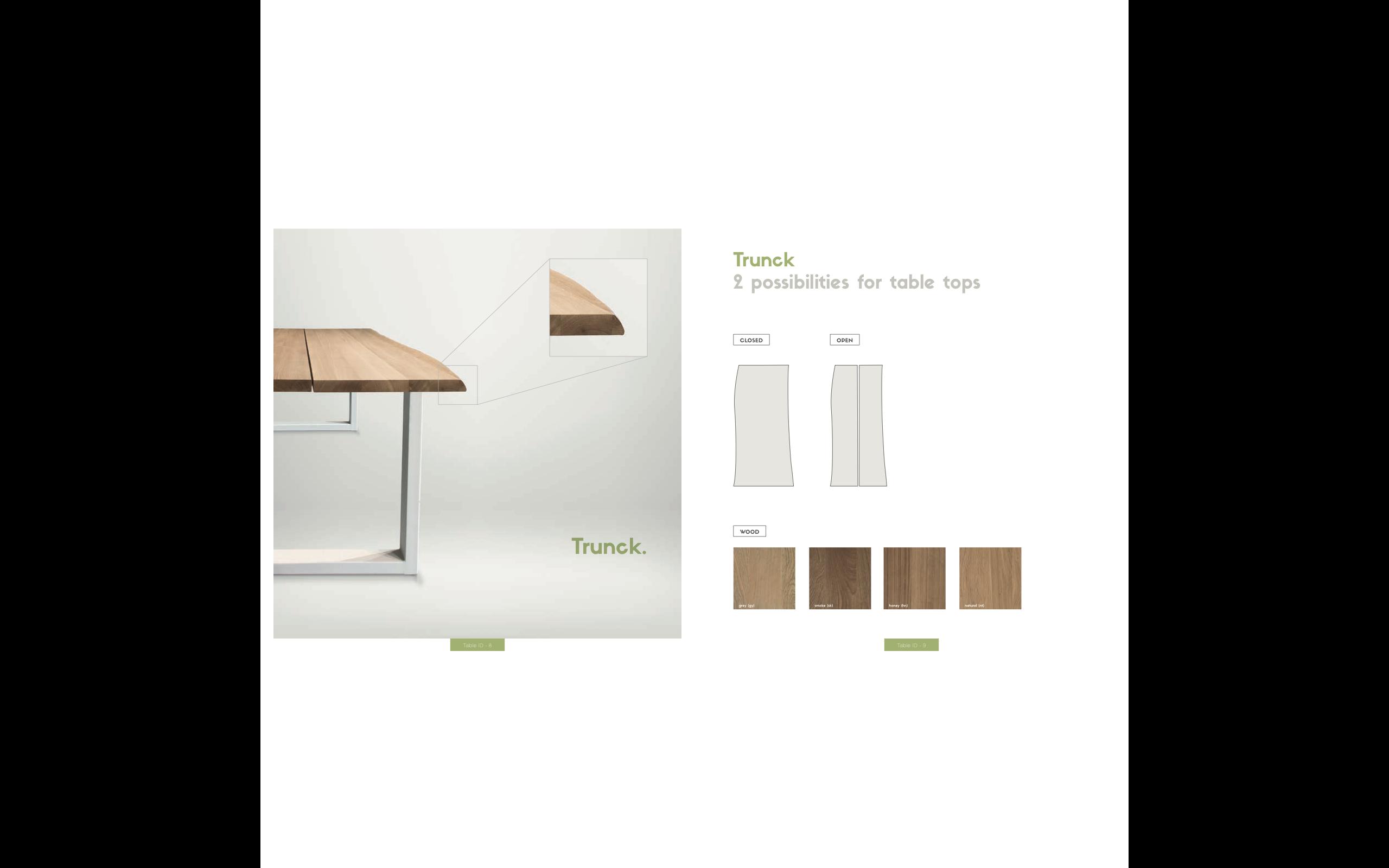 Nieuwe tafels zelf samenstellen eurotan for Tafel samenstellen